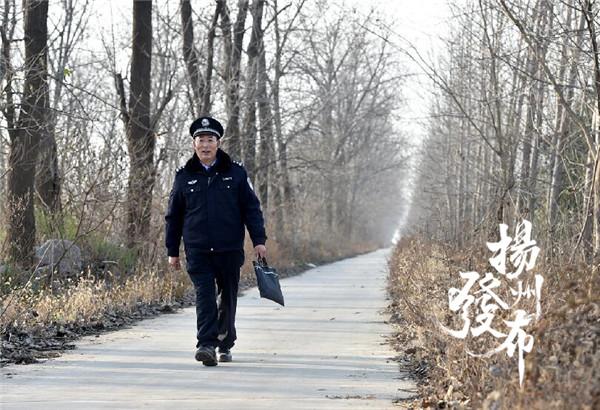 """【新时代 新作为 新篇章】一个人的警务室 一辈子的""""孤岛""""情"""
